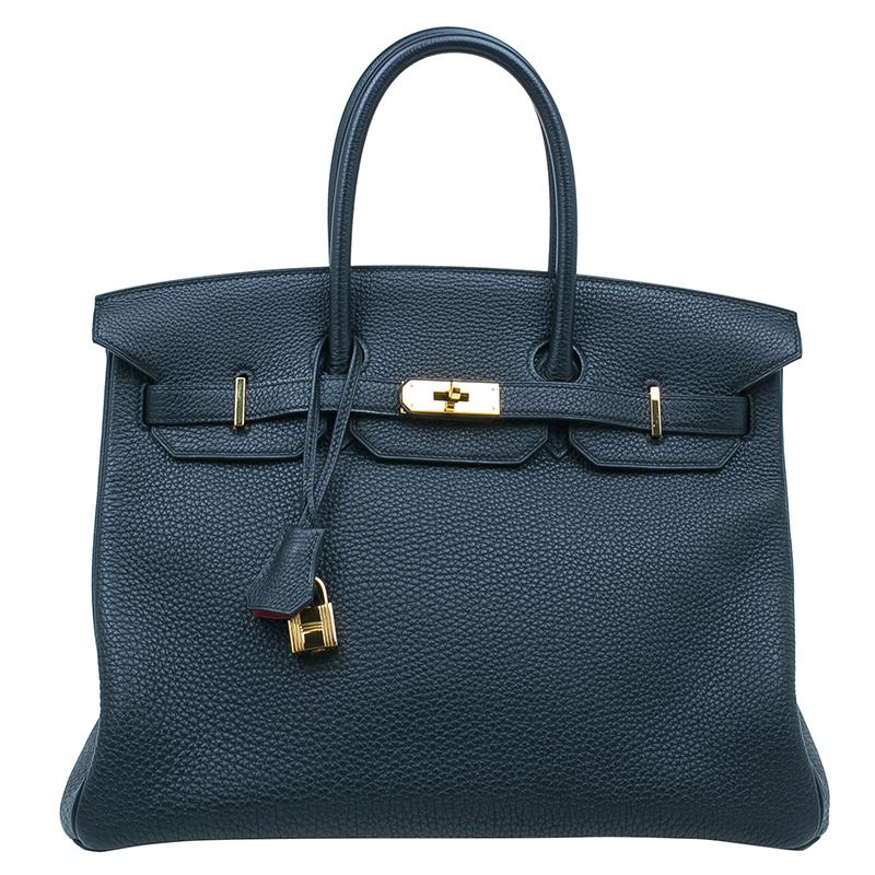 ... Hermes Black and Vermillion Togo Leather Made To Order Birkin 35.  nextprev. prevnext e4b89ce42c3e