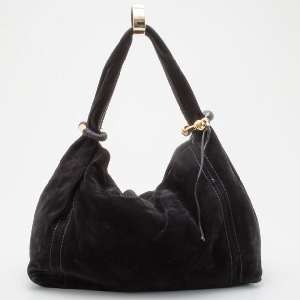 7e215f6ad65 ... Jimmy Choo Suede 'Saba ' Bracelet Hobo Handbag. nextprev. prevnext