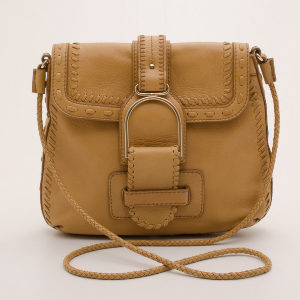 33fa0a8b83e ... Jimmy Choo Blonde Whipstitch Leather Leah Crossbody Bag. nextprev.  prevnext