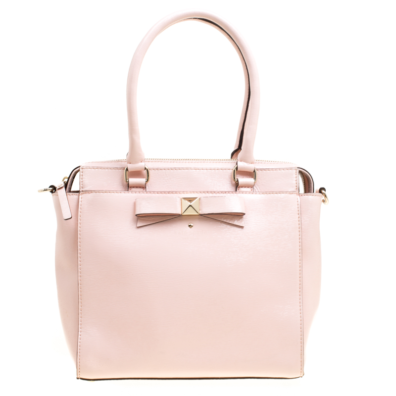 adb86177f Buy Kate Spade Pink Patent Leather Beacon Court Jeanne Top Handle ...
