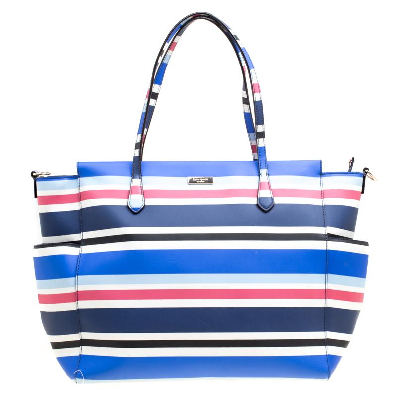 ca8714bbfa0f Buy Kate Spade Multicolor Stripe Leather Grove Street Classic ...