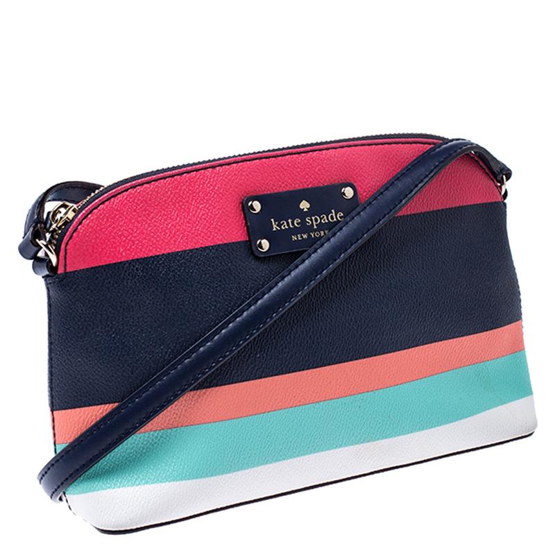 Leather Wellesley Hanna Crossbody Bag