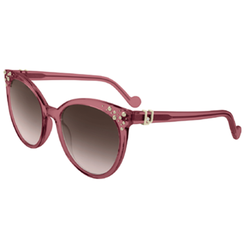 7729cc38103 Buy Liu Jo Ebony LJ703SR Cat Eye Sunglasses 153291 at best price