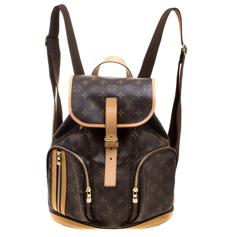 484318e89e95 Buy Louis Vuitton Monogram Canvas Bosphore Backpack 115525 at best price