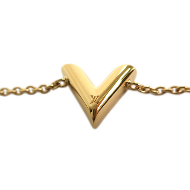 a51f8e790479 Buy Louis Vuitton Essential V Bracelet 20CM 10395 at best price