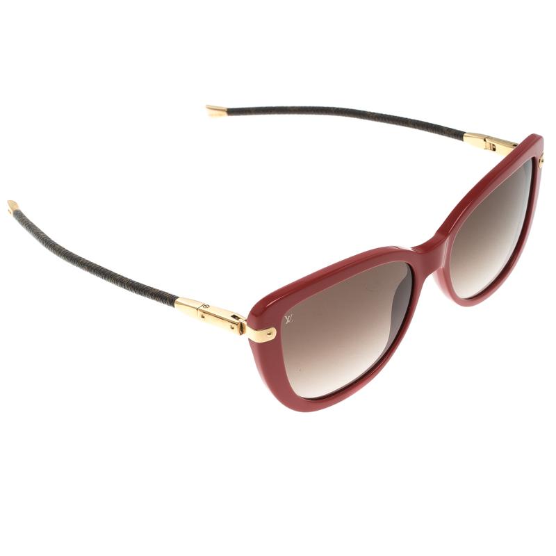 bd2707d01060 ... Louis Vuitton Magenta Z0744W Monogram Charlotte Sunglasses. nextprev.  prevnext
