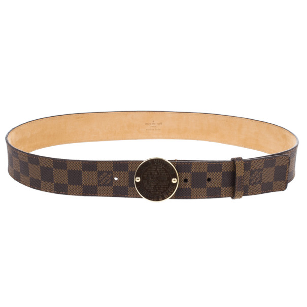 4ee4d87aee81 ... Louis Vuitton Damier Ebene Trunks   Bags Belt 90CM. nextprev. prevnext
