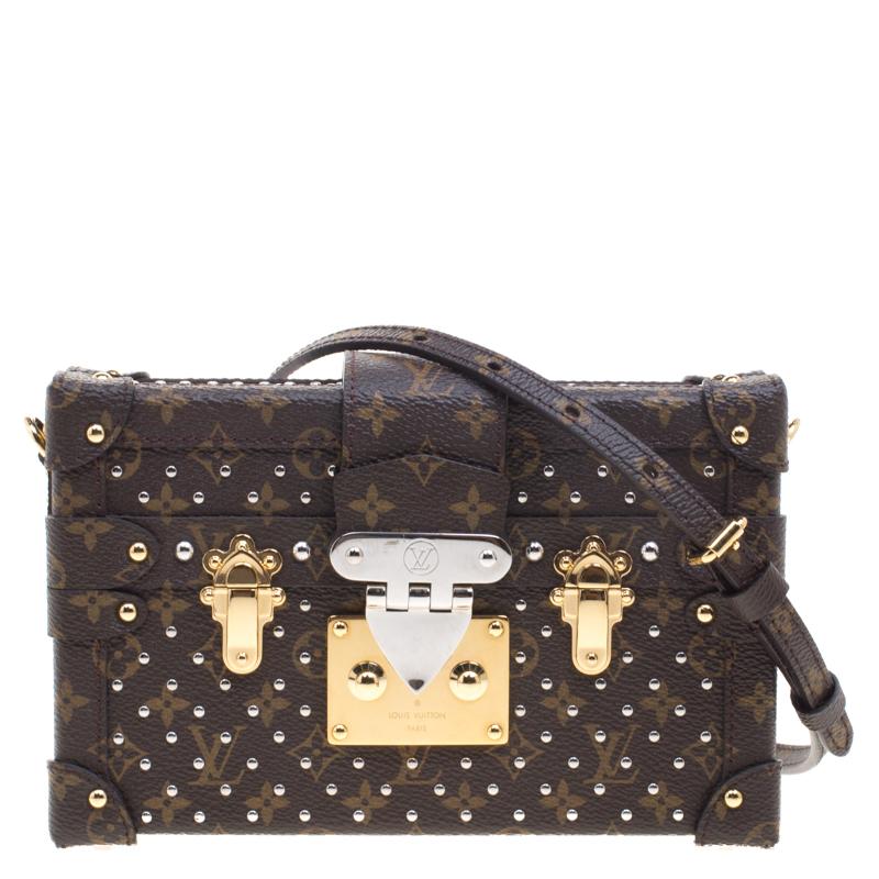 f273c2c961c8 ... Louis Vuitton Monogram Canvas Petite Malle Bag. nextprev. prevnext