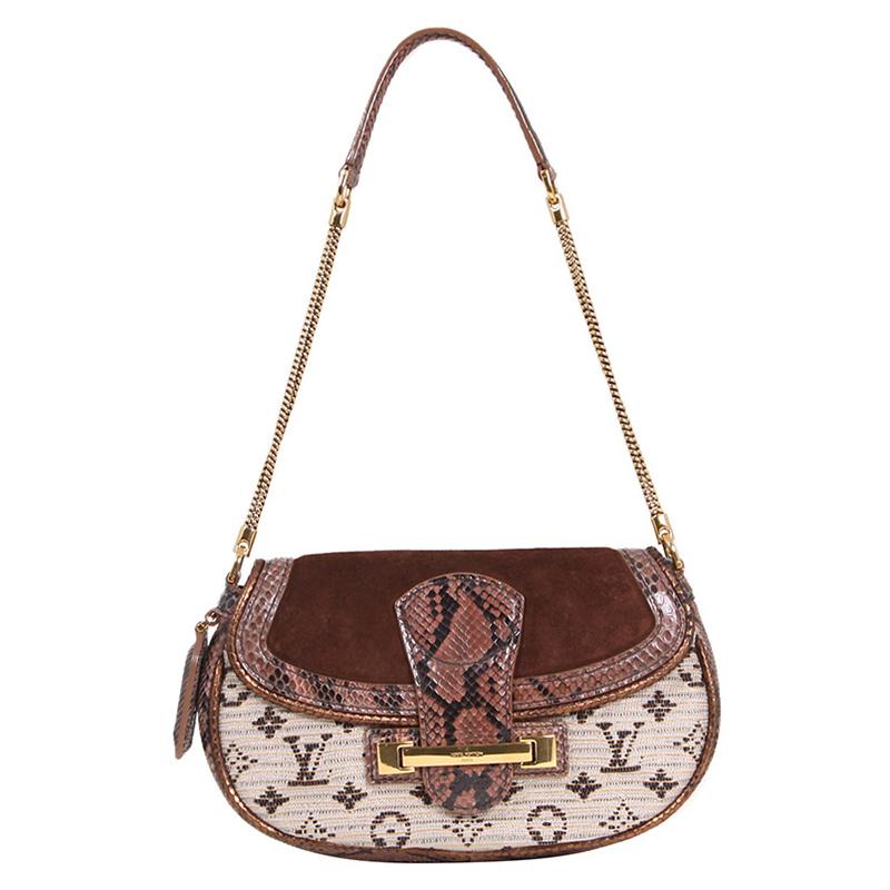 c69ed50e3662 ... Louis Vuitton Marron Monogram Empire Limited Edition Levant Bag.  nextprev. prevnext