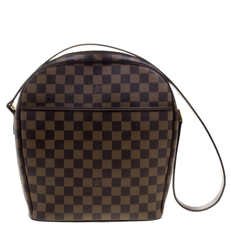 85bcbafba3aa ... Louis Vuitton Damier Ebene Canvas Ipanema GM Bag. nextprev. prevnext