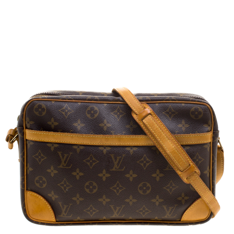 bf2577d96bca Buy Louis Vuitton Monogram Canvas Trocadero 30 Bag 114942 at best ...