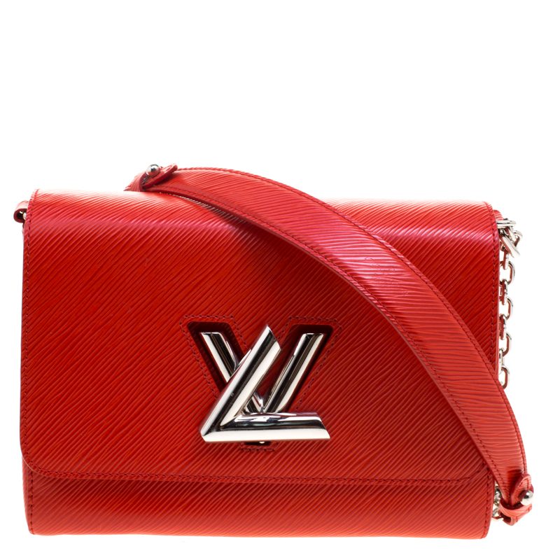 15749feac119 ... Louis Vuitton Grenade Epi Leather Twist MM Bag. nextprev. prevnext
