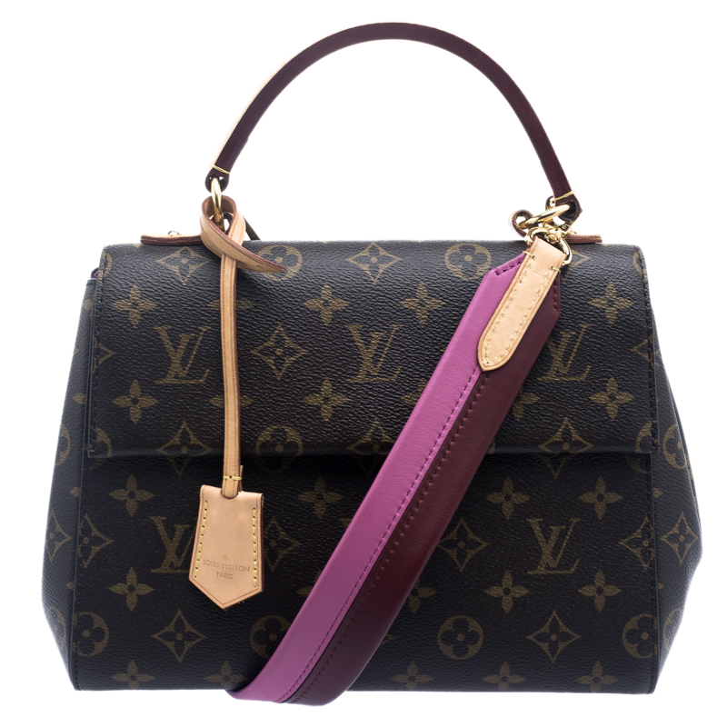 882dce6a74d Louis Vuitton Monogram Canvas Cluny BB Bag
