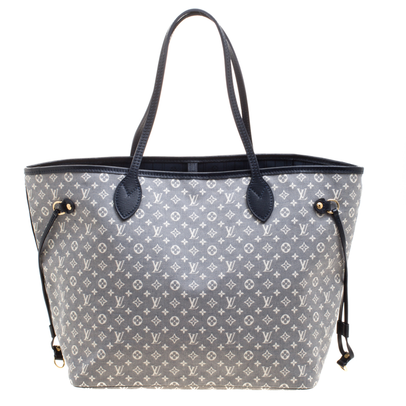 f09616d2ae90f Louis Vuitton Encre Monogram Idylle Neverfull MM Bag. nextprev. prevnext   luxeandmore.