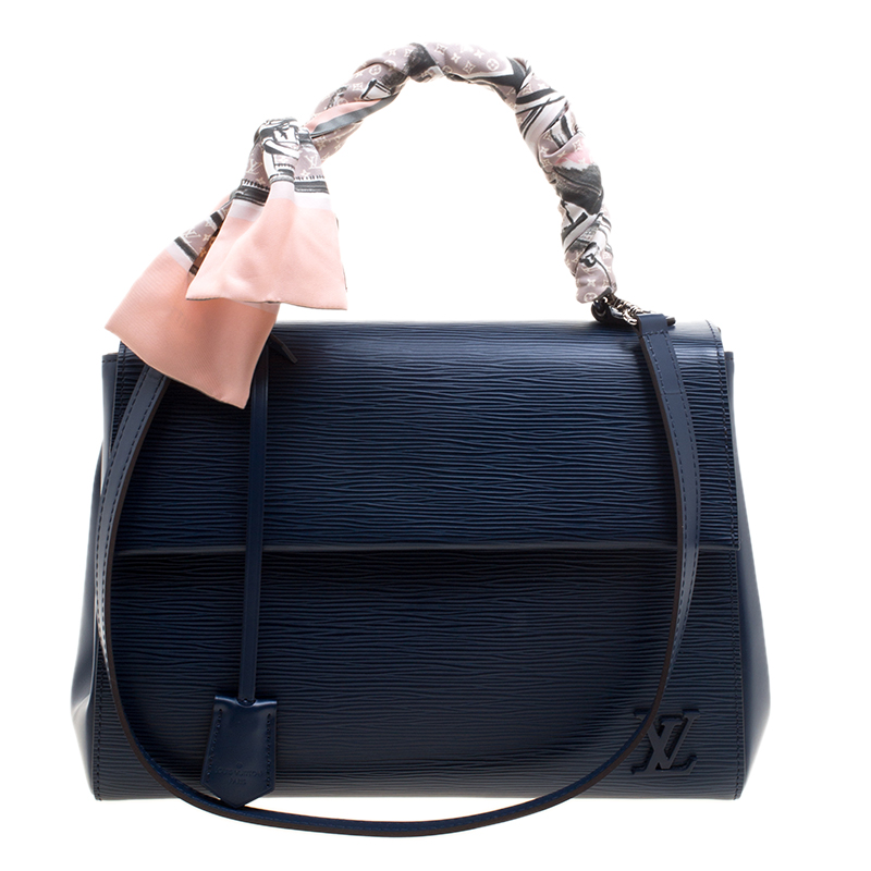 f9a7097fa0df ... Louis Vuitton Saphir Epi Leather Cluny MM Bag. nextprev. prevnext