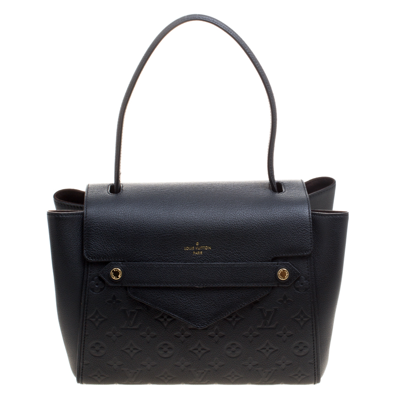 91533a4d8a30 ... Louis Vuitton Black Monogram Empreinte Leather Trocadero Bag. nextprev.  prevnext