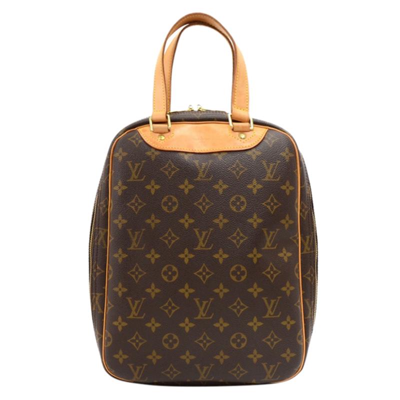 82b9cd36 Buy Louis Vuitton Monogram Canvas Excursion Bag 121143 at best price ...