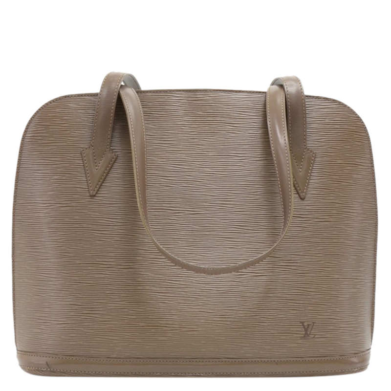 a892c2435e36 Buy Louis Vuitton Pepper Epi Leather Lussac Bag 121163 at best price ...