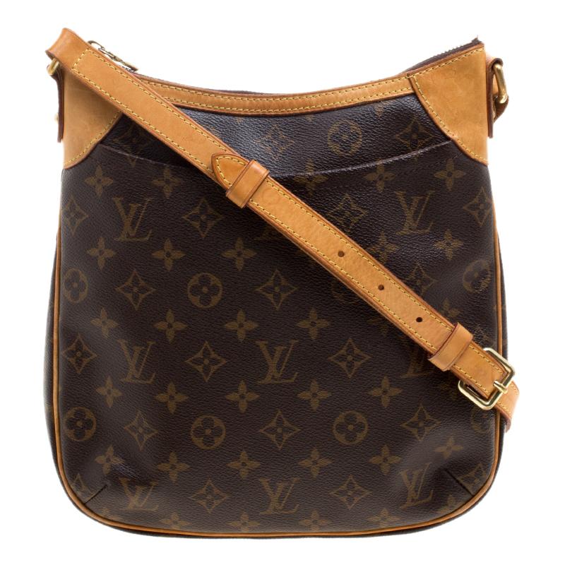 48b6dc3771a5 Buy Louis Vuitton Monogram Canvas Odeon PM Bag 121227 at best price ...