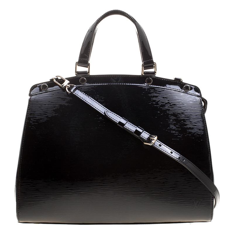 e3dea9573d5 ... Louis Vuitton Black Electric Epi Leather Brea GM Bag. nextprev. prevnext