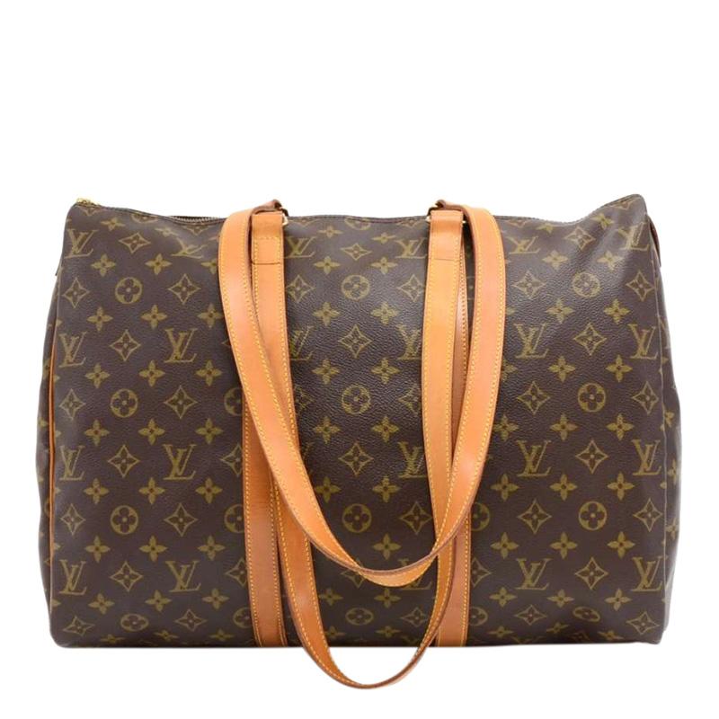 6e4a535bc0c Louis Vuitton Monogram Canvas Sac Flanerie 45 Bag