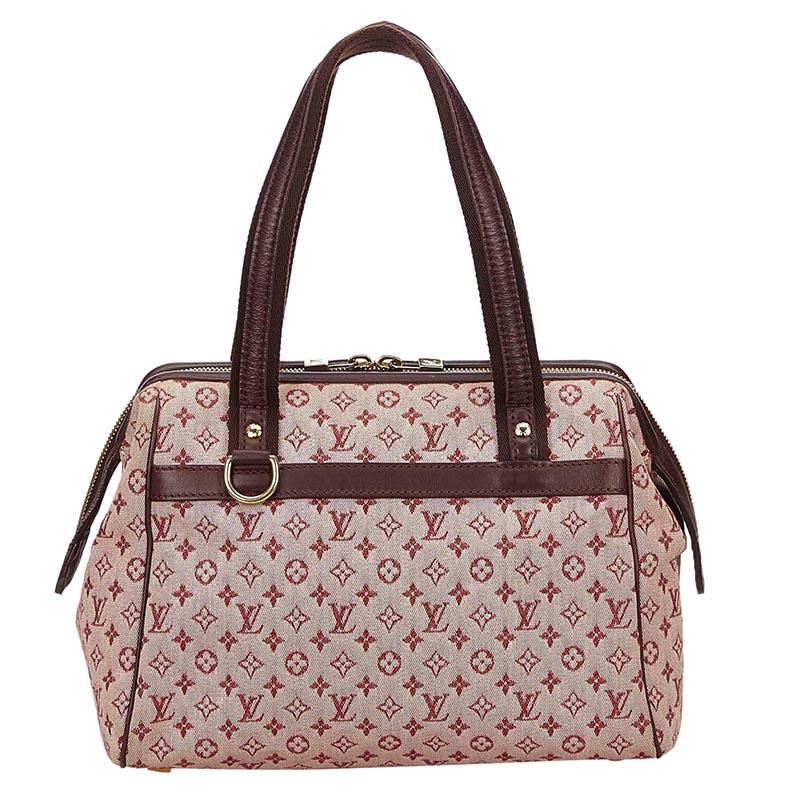 cc116b6f874e ... Louis Vuitton Cherry Monogram Mini Lin Josephine PM Bag. nextprev.  prevnext