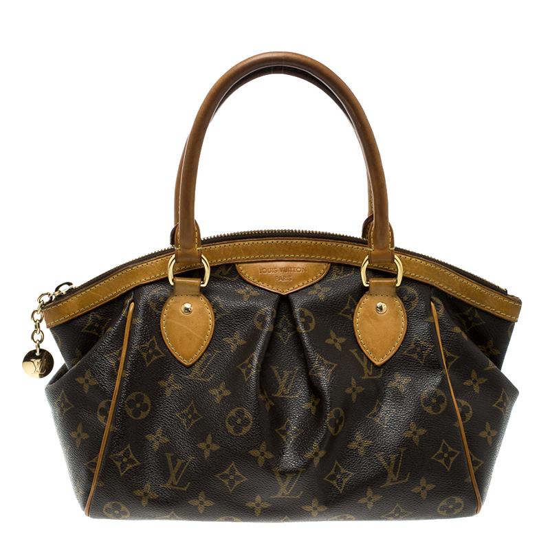 224840ae500e Buy Louis Vuitton Monogram Canvas Tivoli PM Bag 125928 at best price ...