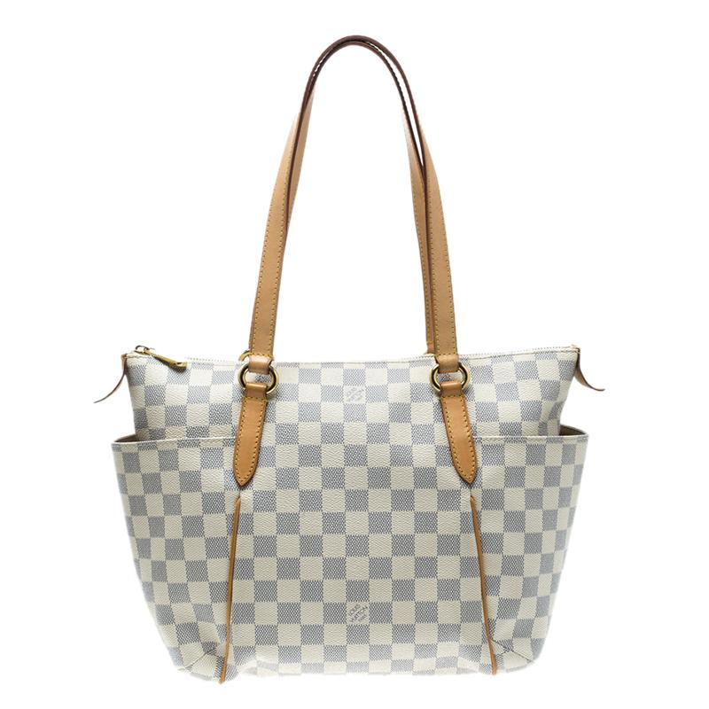ef2e76c88959f9 ... Louis Vuitton Damier Azur Canvas Totally PM Bag. nextprev. prevnext