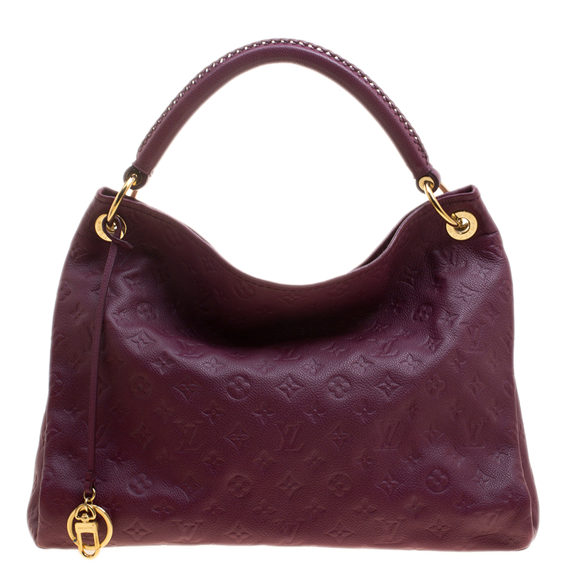 c2163b2e7fef ... Louis Vuitton Aurore Monogram Empreinte Leather Artsy GM Bag. nextprev.  prevnext