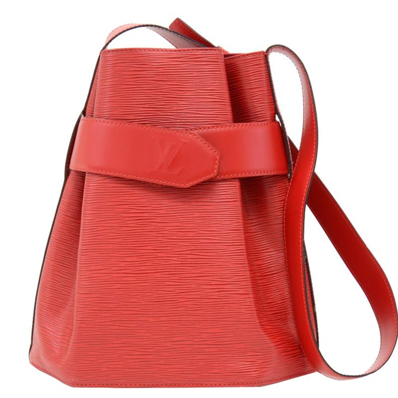 ... Louis Vuitton Red Epi Leather Sac d Epaule PM Bag. nextprev. prevnext 65142a45e46d4