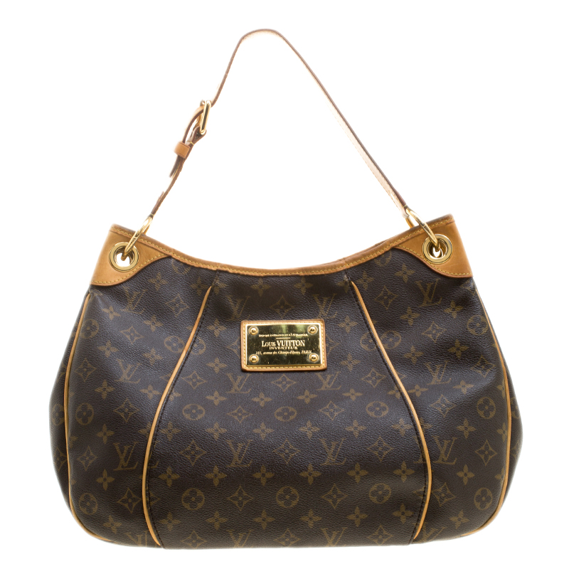 4a98b4cb05f Buy Louis Vuitton Monogram Canvas Galliera PM Bag 135447 at best ...