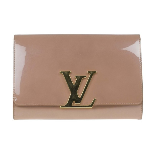 7f3d3d7226030 Buy Louis Vuitton Monogram Vernis Neo Sobe Clutch 13647 at best ...