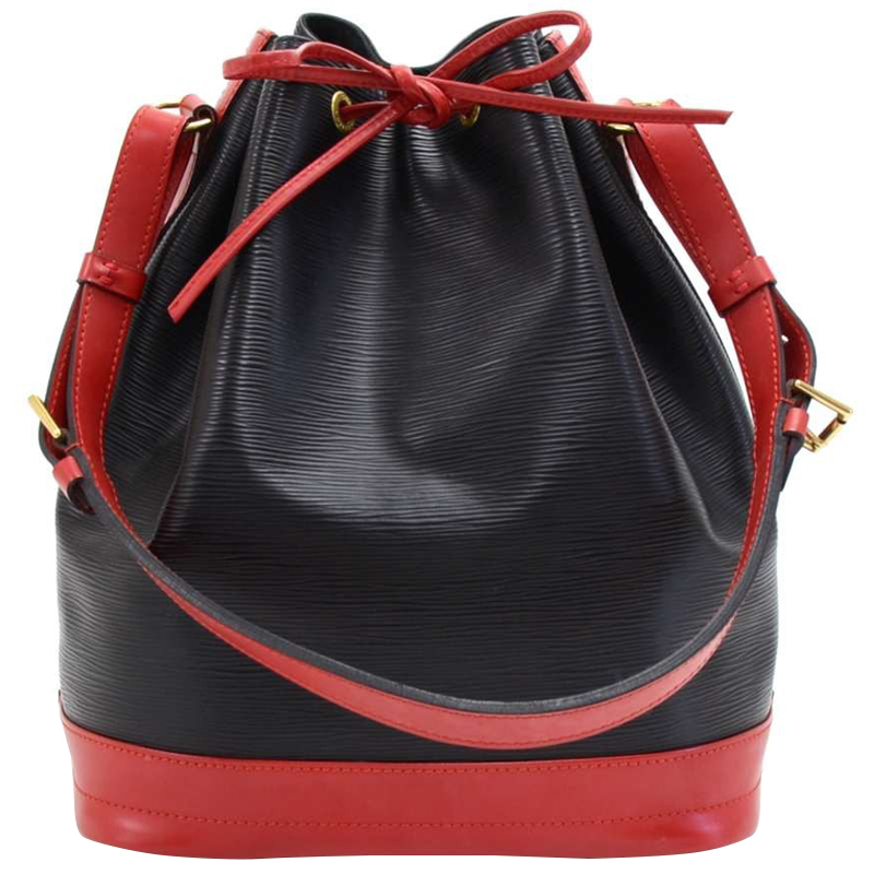 125d86f01298 Buy Louis Vuitton Bicolor Epi Leather Noe Bag 137325 at best price