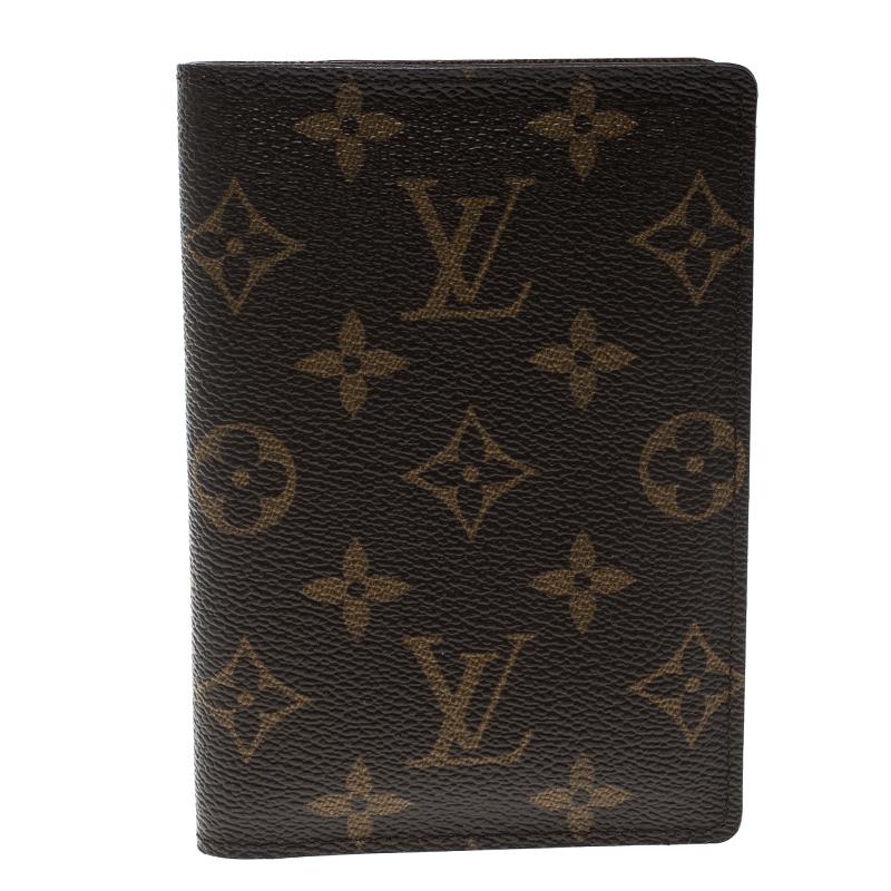 b62d91f9fdae ... Louis Vuitton Monogram Canvas Passport Holder. nextprev. prevnext