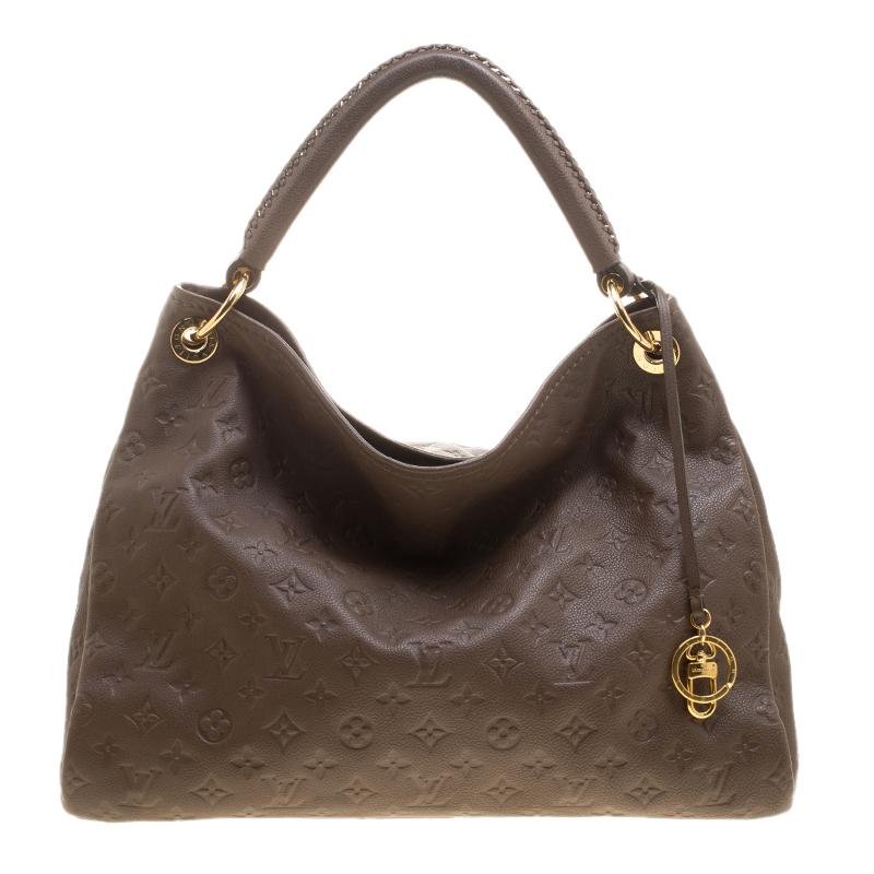 960a77b3f94d ... Louis Vuitton Ombre Monogram Empreinte Leather Artsy MM Bag. nextprev.  prevnext