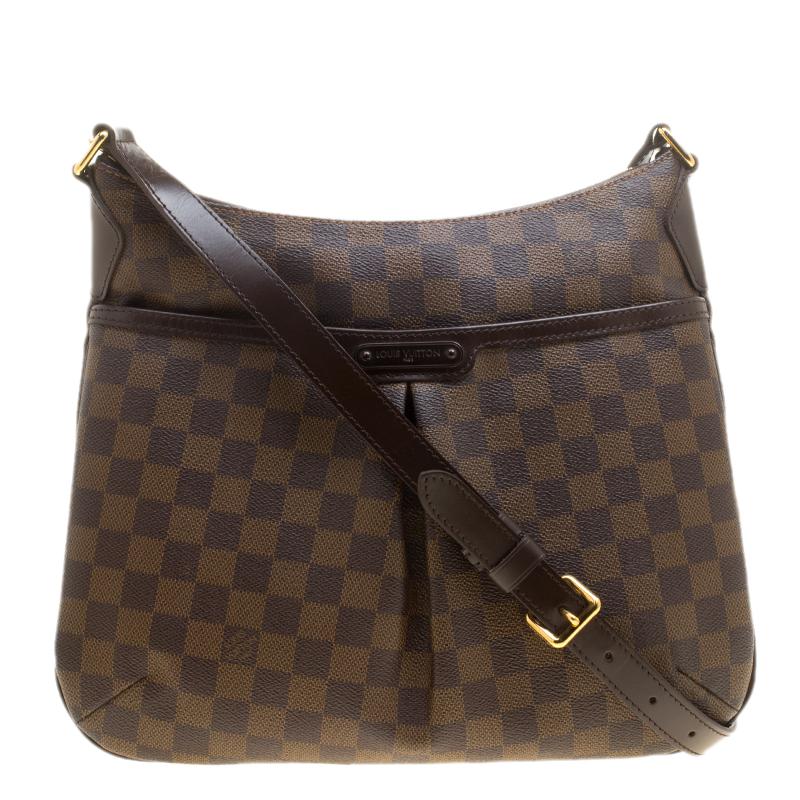 99f8b3d2ccbe ... Louis Vuitton Damier Ebene Canvas Bloomsbury PM Bag. nextprev. prevnext