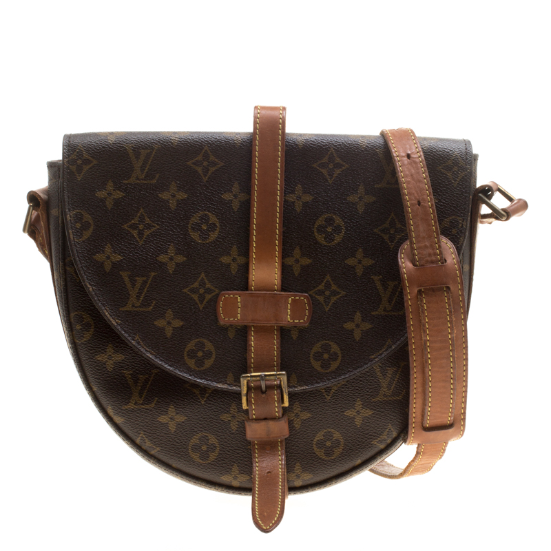 e5d4835ad0f Buy Louis Vuitton Monogram Canvas Chantilly GM Bag 143433 at best ...