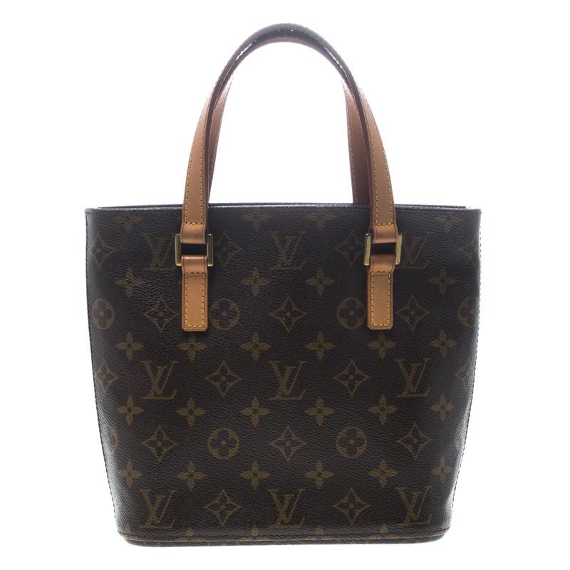 75c427b87a42 Buy Louis Vuitton Monogram Canvas Vavin PM Bag 144447 at best price ...