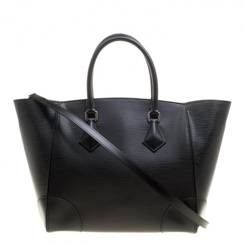 ... Louis Vuitton Black Epi Leather Phenix MM Bag. nextprev. prevnext 27536d1e3f8ac