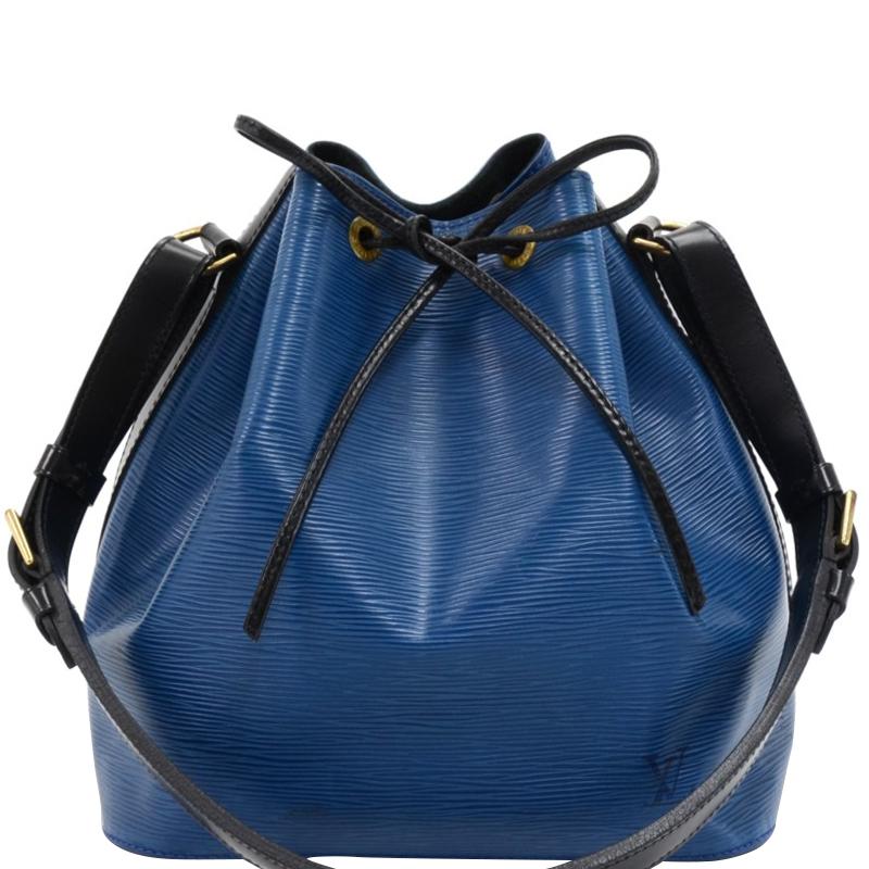eabd668b06f Buy Louis Vuitton Two Tone Epi Leather Petit Noe Bag 145746 at best ...