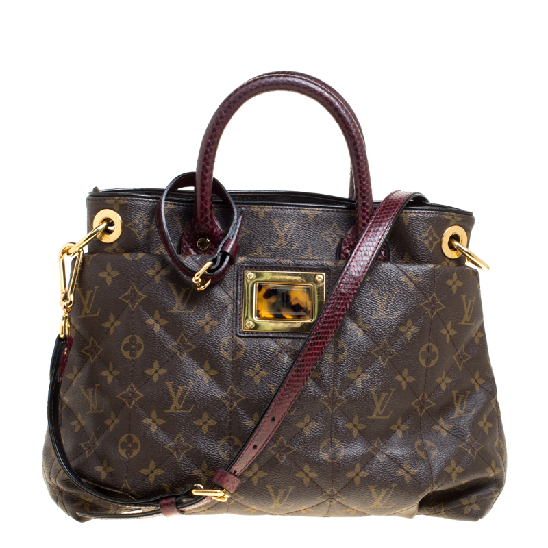 7fe3af5ebbe2 ... Louis Vuitton Burgundy Monogram Canvas Limited Edition Etoile Exotique  MM Bag. nextprev. prevnext