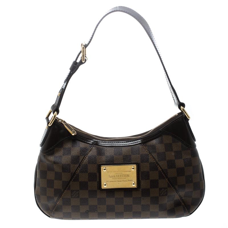 Buy Louis Vuitton Monogram Canvas Thames PM Bag 150636 at best price ... 7b73623206687