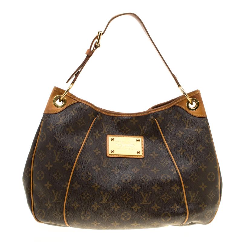 412552c2a7b4 Buy Louis Vuitton Monogram Canvas Galliera PM Shoulder Bag 150811 at ...