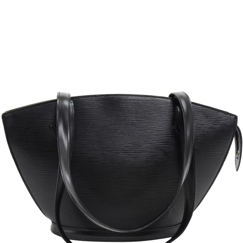 67c05cf7adc7 ... Louis Vuitton Noir Epi Leather Saint Jacques PM Bag. nextprev. prevnext