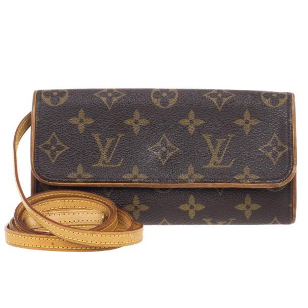 ... Louis Vuitton Monogram Canvas Pochette Twin PM. nextprev. prevnext 16e6ad9966612