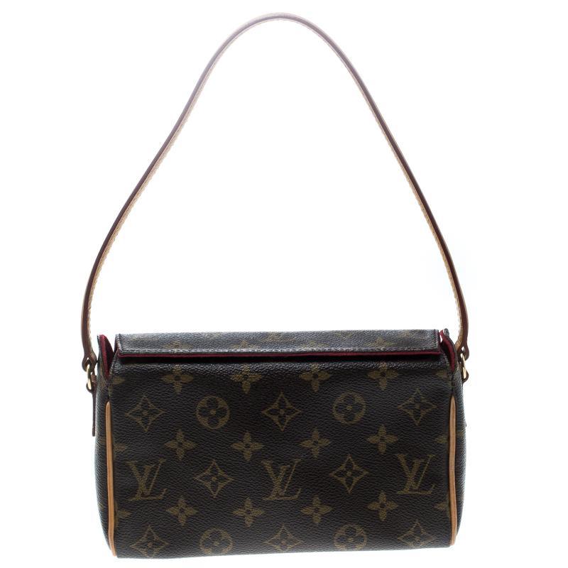 1b0422dc457e Buy Louis Vuitton Monogram Canvas Shoulder Bag 159462 at best price ...