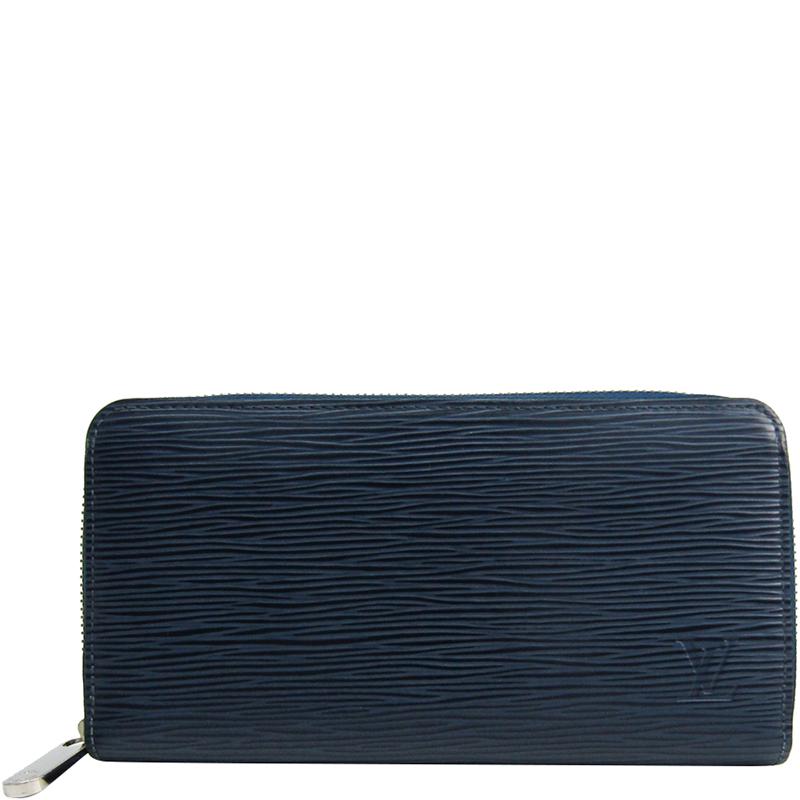 1b12838adcf7 ... Louis Vuitton Indigo Epi Leather Zippy Wallet. nextprev. prevnext