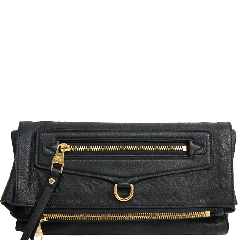 50d63aaefcde ... Louis Vuitton Bleu Infini Monogram Empreinte Leather Petillante Clutch  Bag. nextprev. prevnext