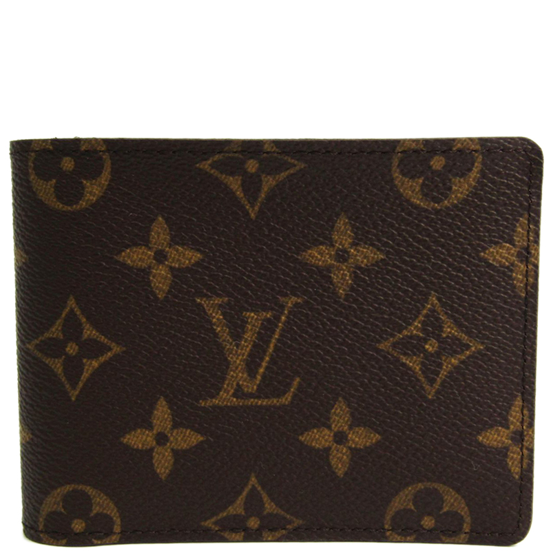 ce4848b1f141 ... Louis Vuitton Monogram Canvas Multiple Wallet. nextprev. prevnext