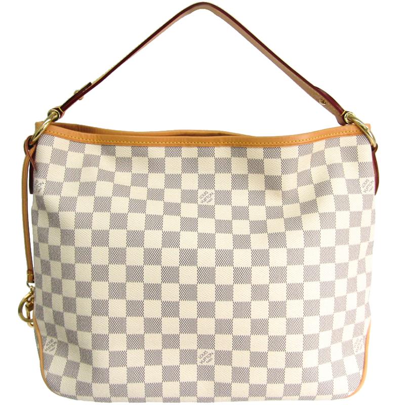 ... Louis Vuitton Damier Azur Canvas Delightful PM Bag. nextprev. prevnext 806c49dbfd3f7